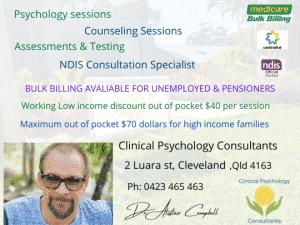 Psychology Sessions (6)